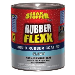 Leak Stopper Rubber Flexx Liquid Rubber Clear Product image