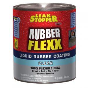 Leak Stopper Rubber Flexx Liquid Rubber Clear Product image